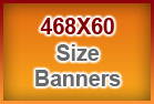 468X60 Size Banners